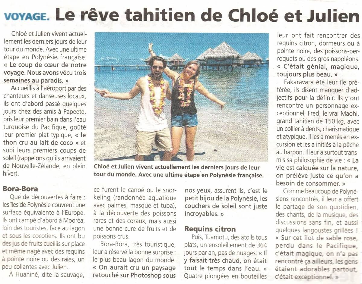 article pays yonnais tahiti